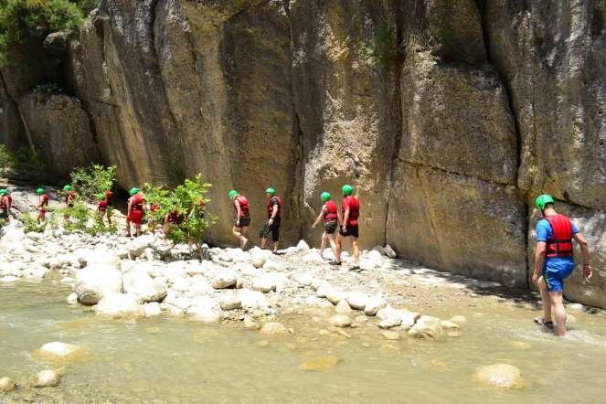 canyoning in alanya manavgat köprülü kanyon (35)