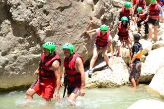 canyoning in alanya manavgat köprülü kanyon (36)