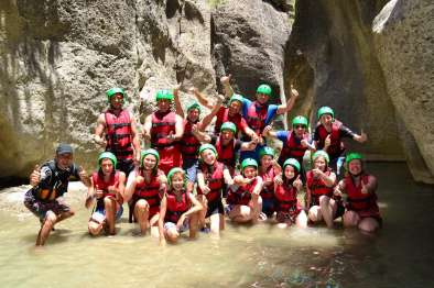 canyoning in alanya manavgat köprülü kanyon (4)