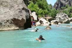 canyoning in alanya manavgat köprülü kanyon (7)