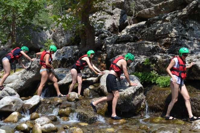 canyoning in alanya manavgat köprülü kanyon (8)