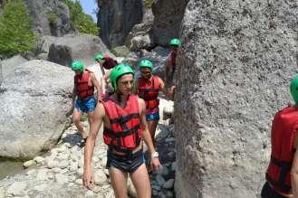 canyoning in alanya manavgat köprülü kanyon (9)