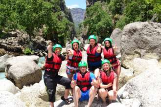 canyoning in turkey antalya manavgat rafting (11)