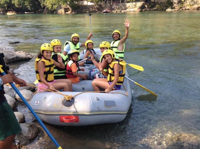 rafting nasıl yapılır antalya manavgat köprülü kanyon rafting tornado rafting (7)
