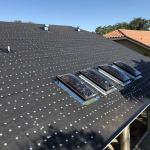 Skylights-roof