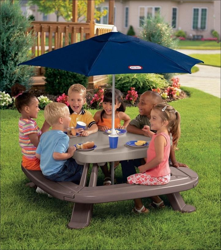 Little-Tikes-Picnic-Table-with-Umbrella-Cheap-Ideas
