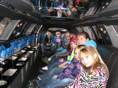 Limo-Lunch-inside-car