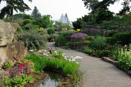 Rock Garden in May- credit Richard Wilford_0