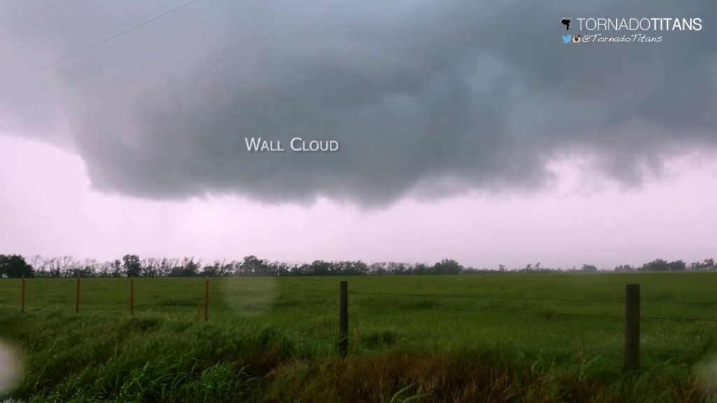 A Primer on Tornado Formation…