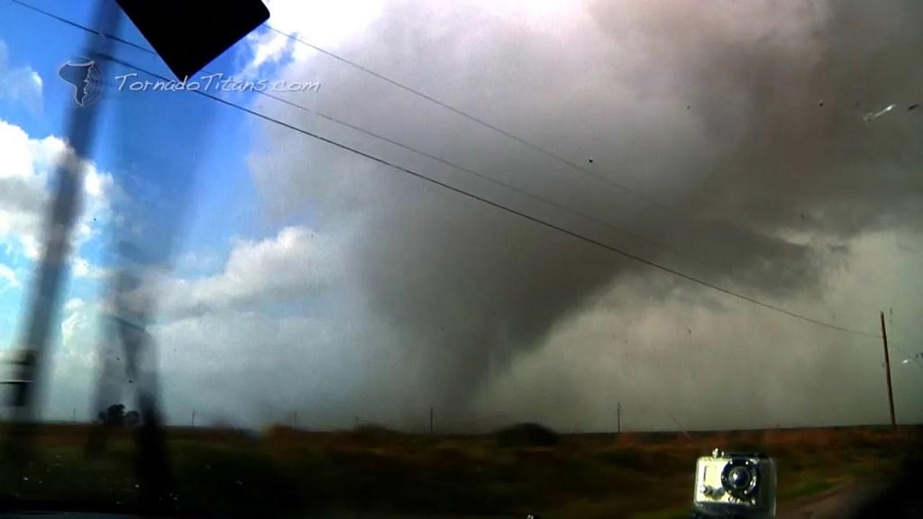 November 7, 2011 Storm Chase | Tipton, OK EF4 Tornado