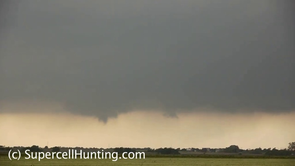 May 10, 2010 Storm Chase | High Risk Chase Day in N. OK