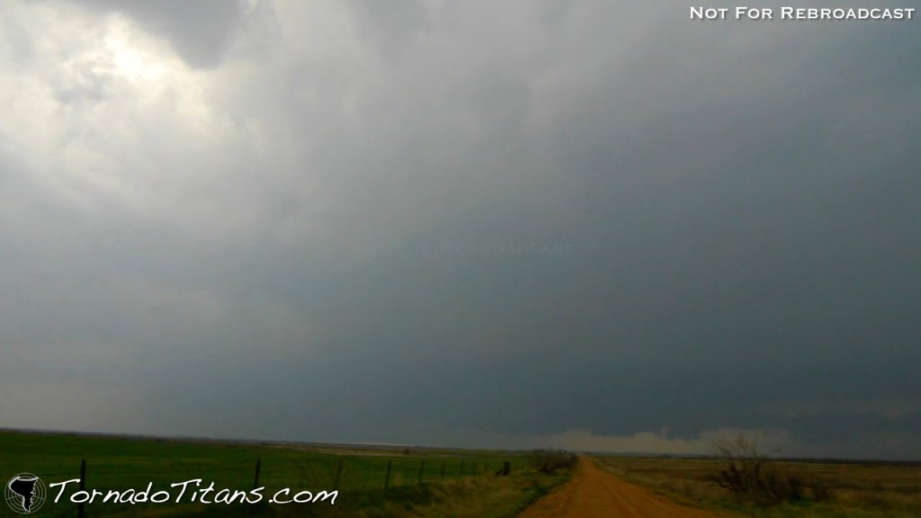 April 17, 2013 Storm Chase | Tornado Warned Supercells in SW OK