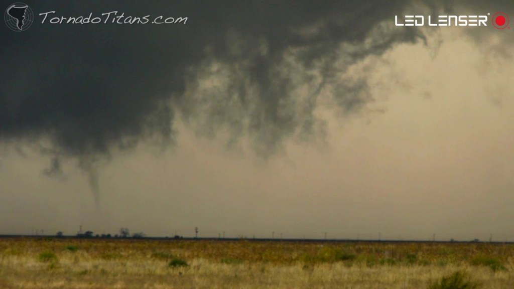 October 12, 2012 Storm Chase | Brief Tornado