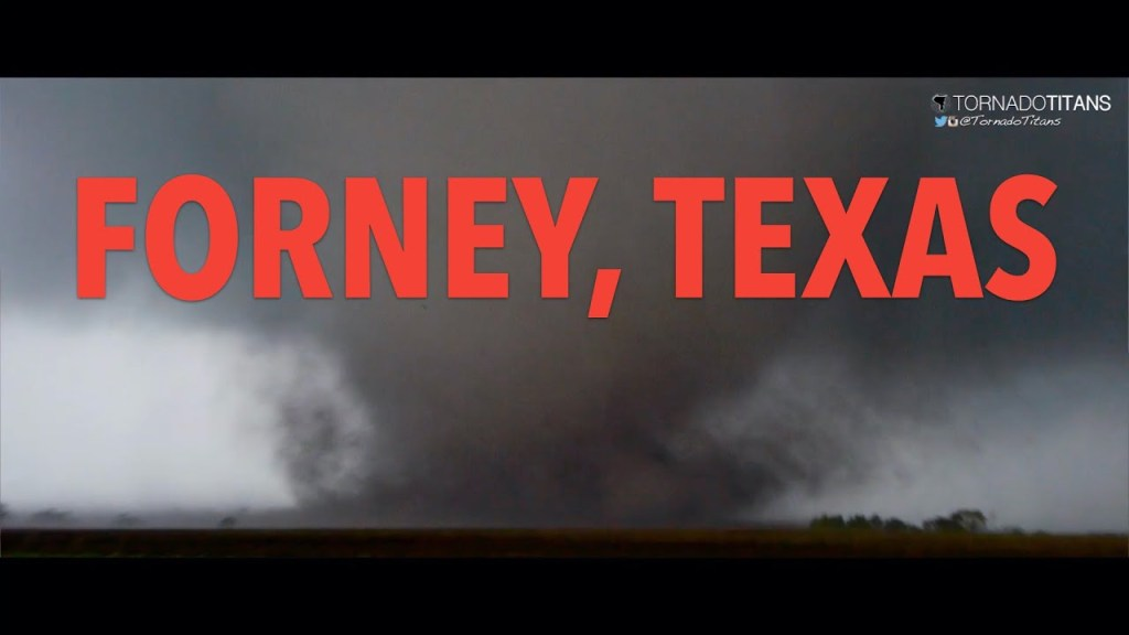 Tornado Titans Season Three: Forney, Texas