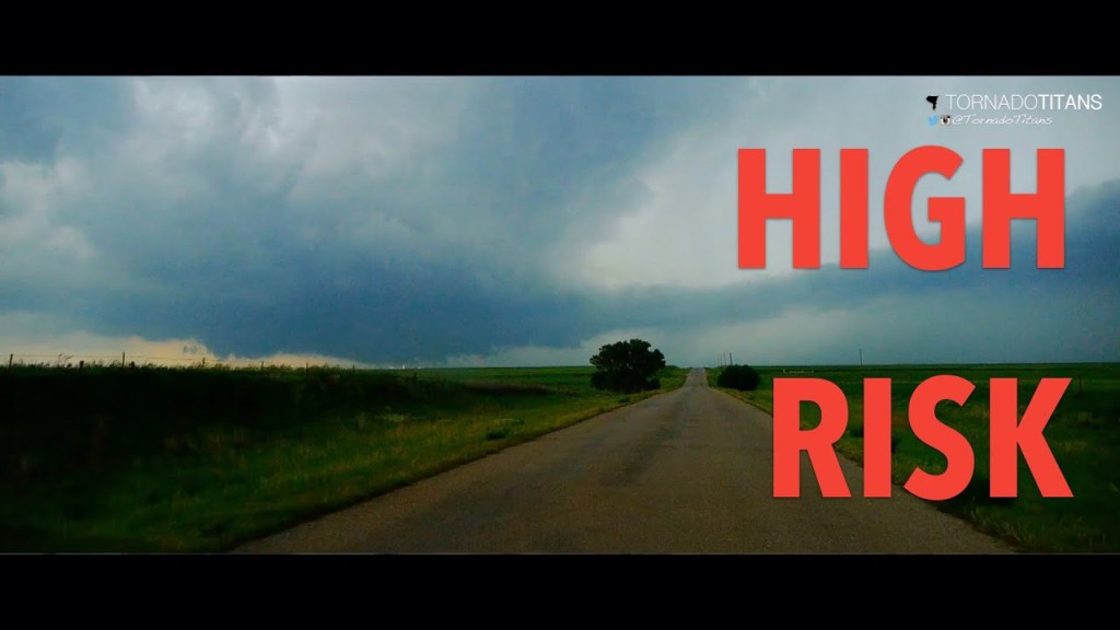 Tornado Titans Season Three: High Risk