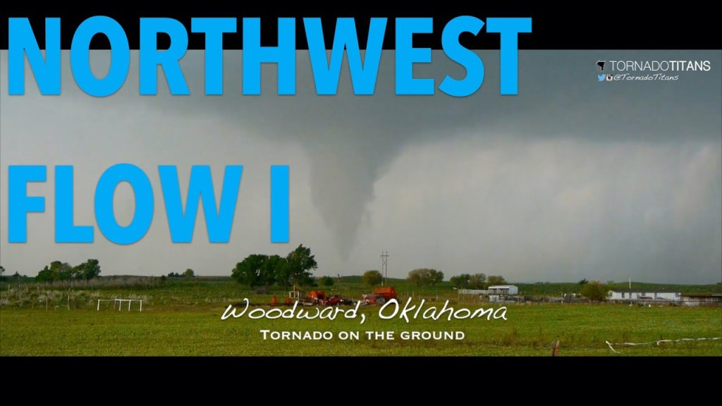 Tornado Titans Season Three: Northwest Flow Part I