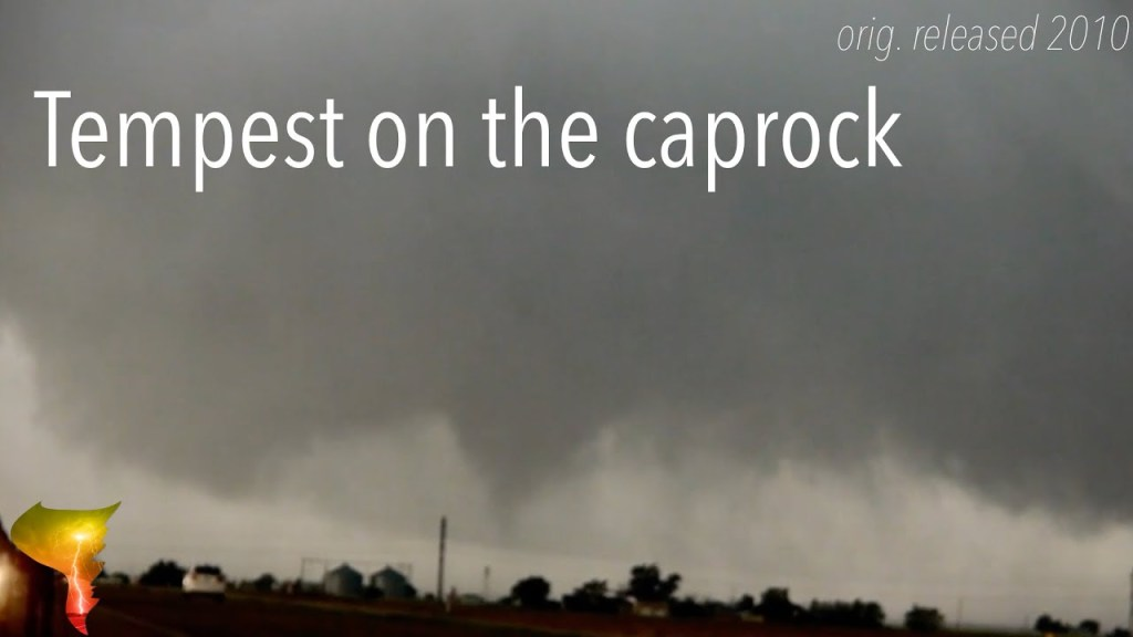 Tornado Titans Season One | Tempest on the caprock | May 18, 2010 Storm Chase