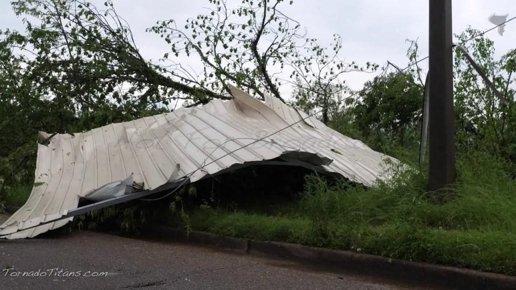 April 13th, 2019 Vicksburg, MS Tornado Damage