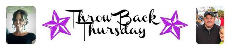 Throwback Thursday Header