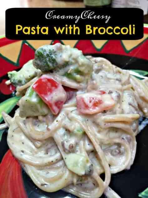 Pasta-with-Broccoli