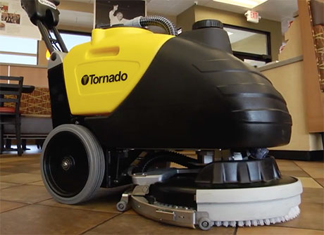 tornado industrial cleaning equipment