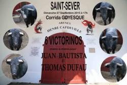 Saint Sever 2015