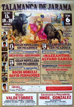 Talamanca del Jarama 2015