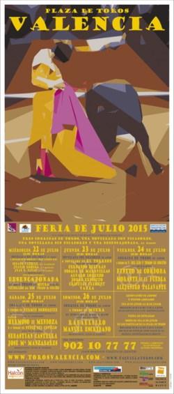 Valencia Julio 2015