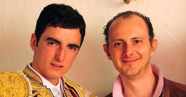 Thomas Dufau et Lionel Buisson