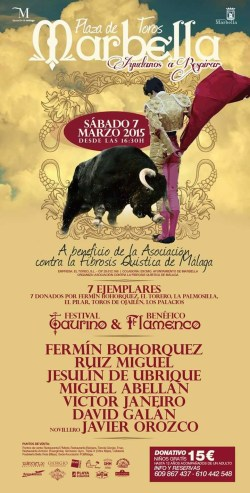 Festival Marbella mars 2015