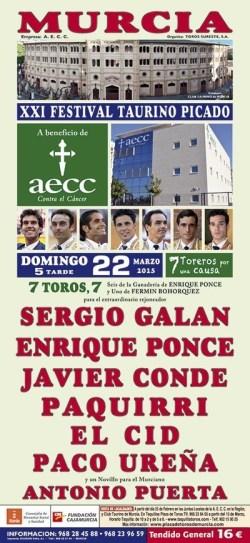 Festival AECC Murcia 2015