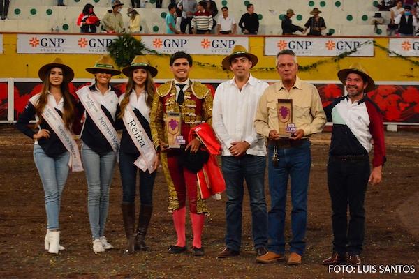 Gerardo Adame y Corlomé se llevan a casa el trofeo Ruta del Vino