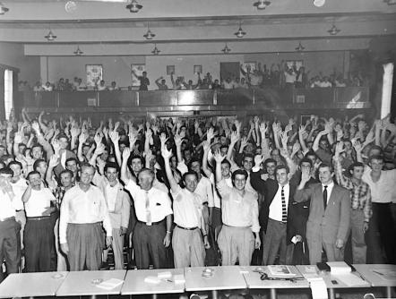 1957 Local 117 founding