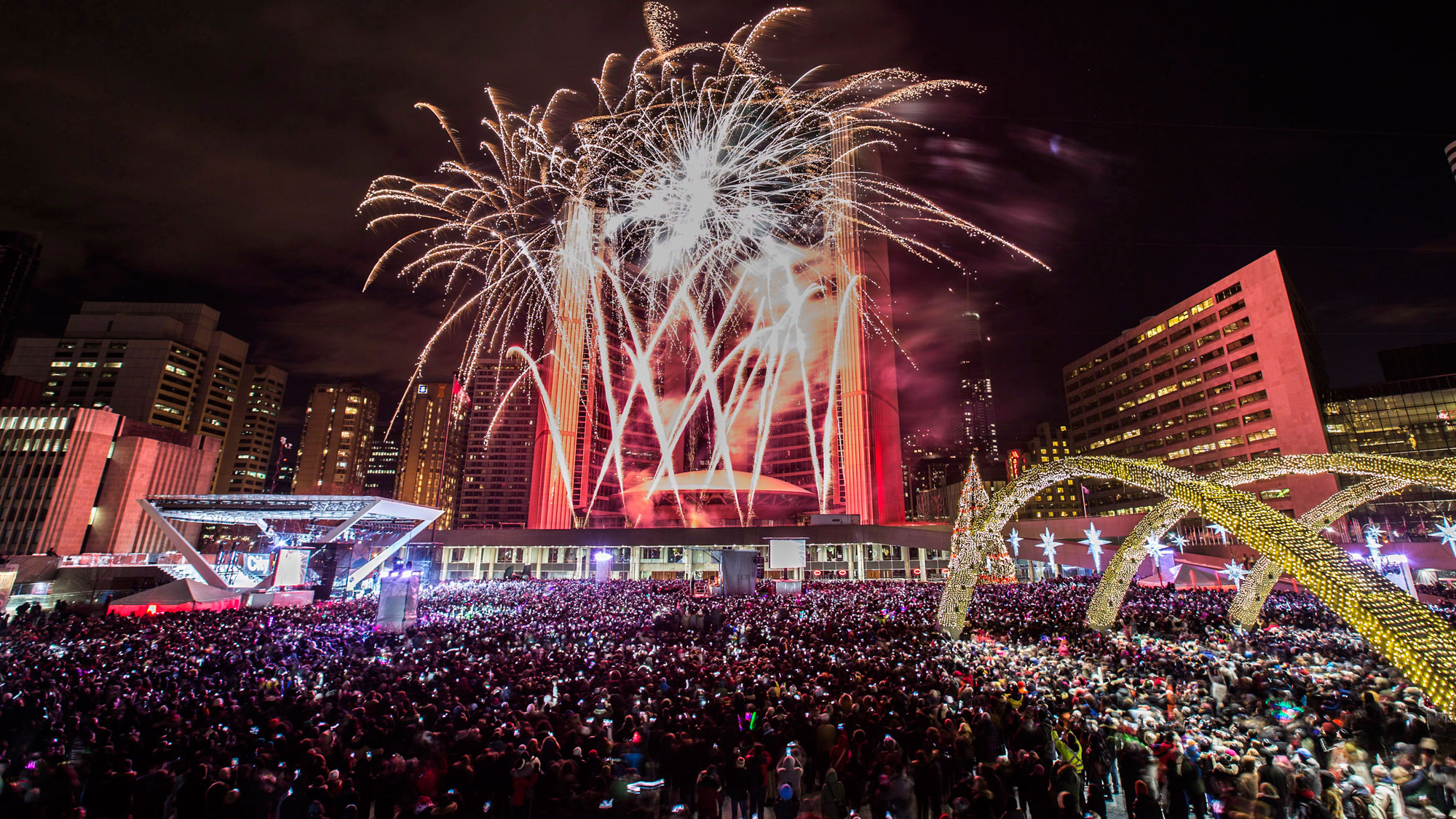 Walk Off The Earth to headline Nathan Phillips Square New Year s Eve     Walk Off The Earth to headline Nathan Phillips Square New Year s Eve  celebrations