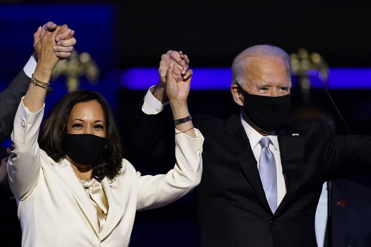 Joe Biden Maison Blanche
