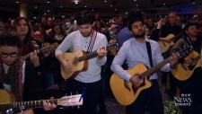 Toronto jam session