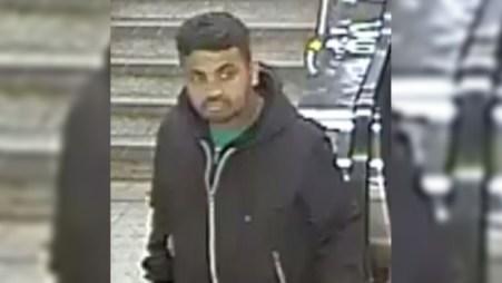Suspect in sex assault on ttc subway train
