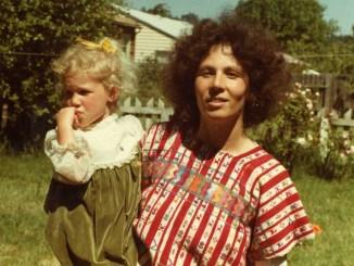 Ilene and Sarah Grace