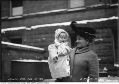 Baby Andrew Salter - 3 Royce Avenue (Toronto Archive Fonds 200, Series 372, Subseries 32, Item 405)