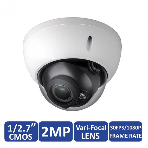 HDCVI – Camera 2 mp dome 1