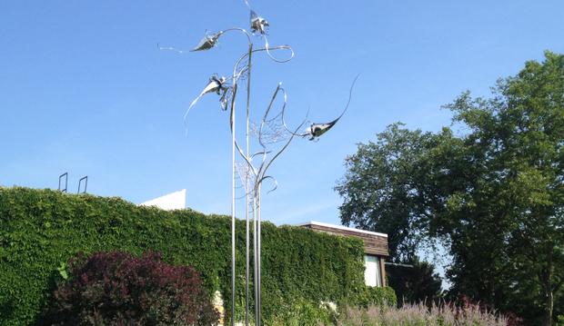 The Garden Web Sculpture   Toronto Botanical GardenToronto Botanical Garden