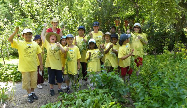 kids summer outreach