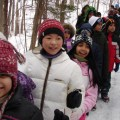 kids winter outreach