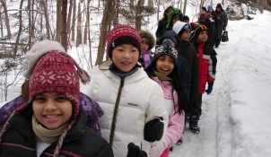 Winter Outreach for High Priority Schools