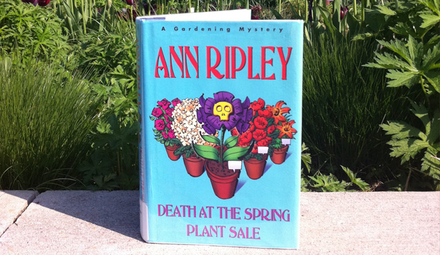 death ath the spring plant sale
