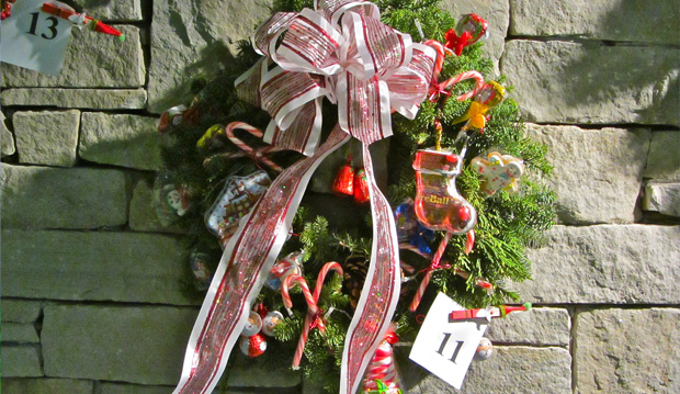 Wreath Silent Auction