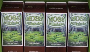 moss milkshake