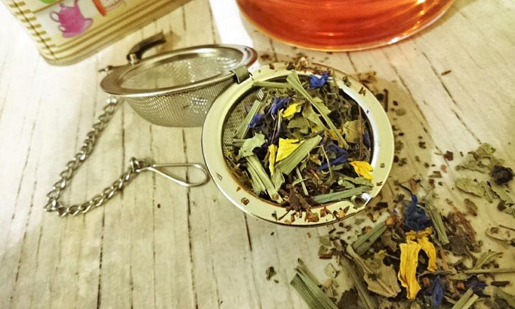 Blending Tea & Tisanes Across Canada 150