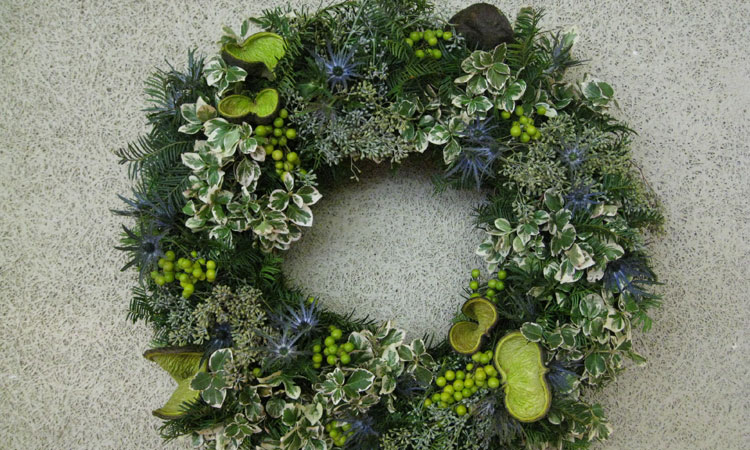 Seasonal Wreath Workshop - Wednesday session