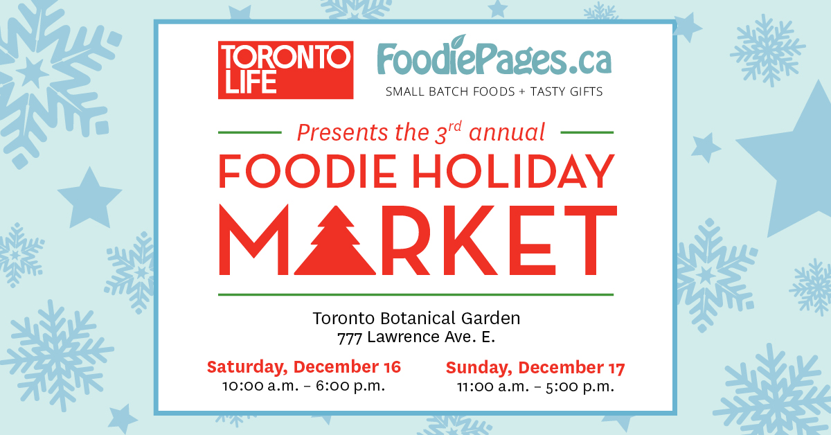 Foodie Holiday Market